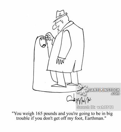400x438 Weighing Machines Cartoons And Comics
