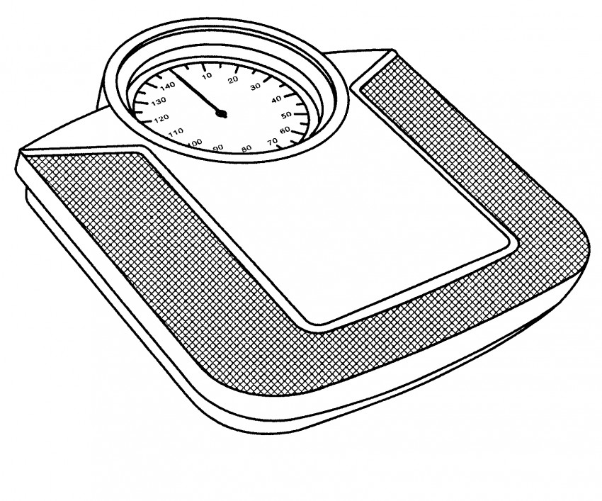 850x707 Weighing Scale Electronic ~ Perfectly Match The Decor Using