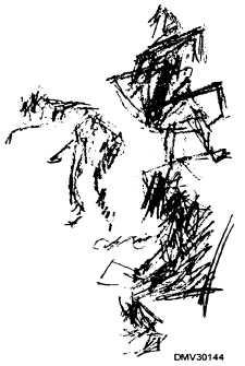 225x335 Gesture Drawing
