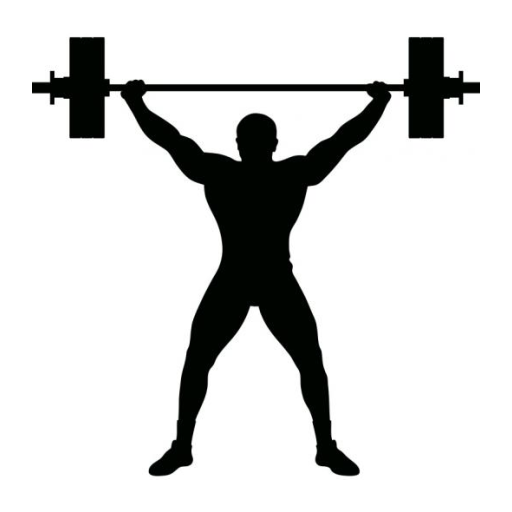 512x512 Olympic Weightlifting Video App Appstore For Android