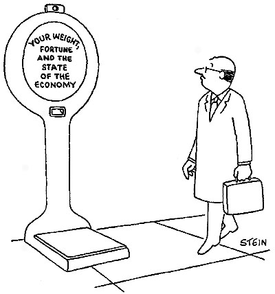 400x428 Weight Scales Eli Stein Cartoons
