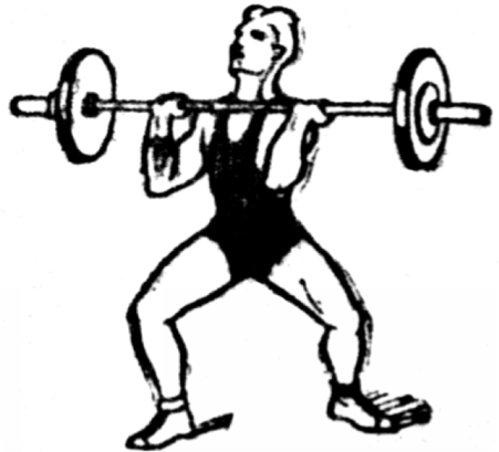 451x409 The History Of Weightlifting Shoes Physical Culture Study