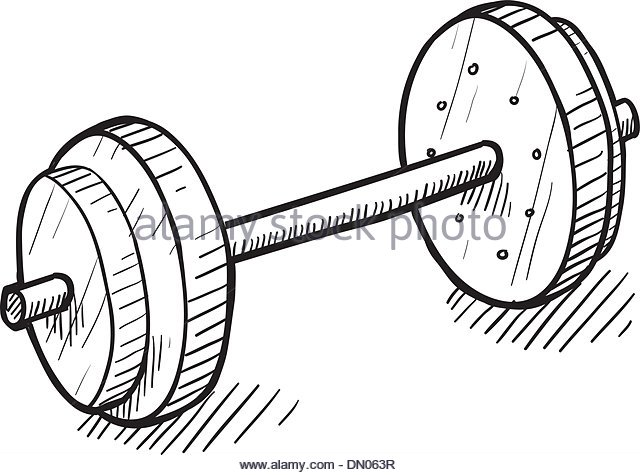 640x475 Weightlifting Sketch Stock Photos Amp Weightlifting Sketch Stock