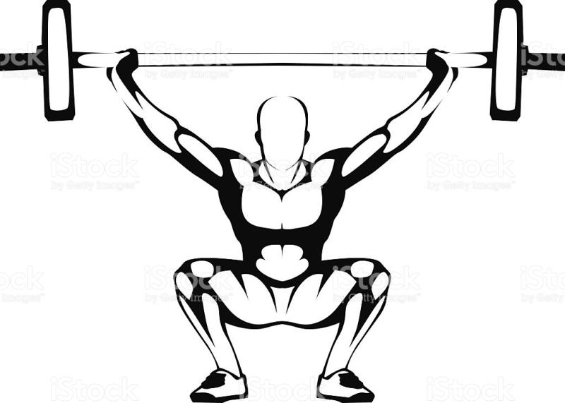 800x571 Weightlifting Images Clip Art