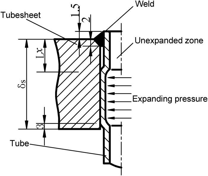 Welding Joint Diagram