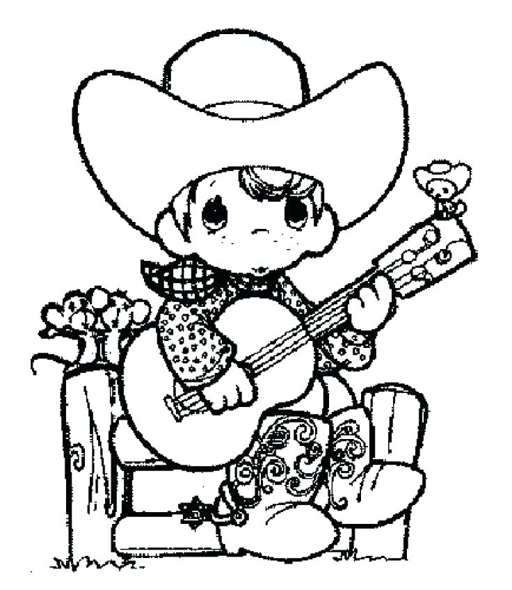 736x848 Western Coloring Books Together With Impressive Cowboy Coloring