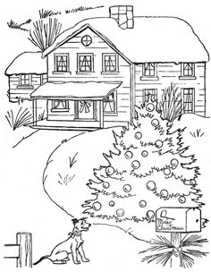 236x304 Country Western Town Scene Coloring Page Men