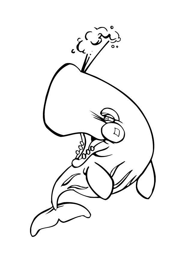 620x875 Whale Shark Coloring Pages