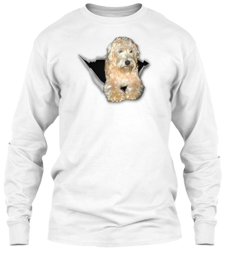 753x850 Soft Coated Wheaten Terrier Mb Gildan Long Sleeve Tee T Shirt Ebay
