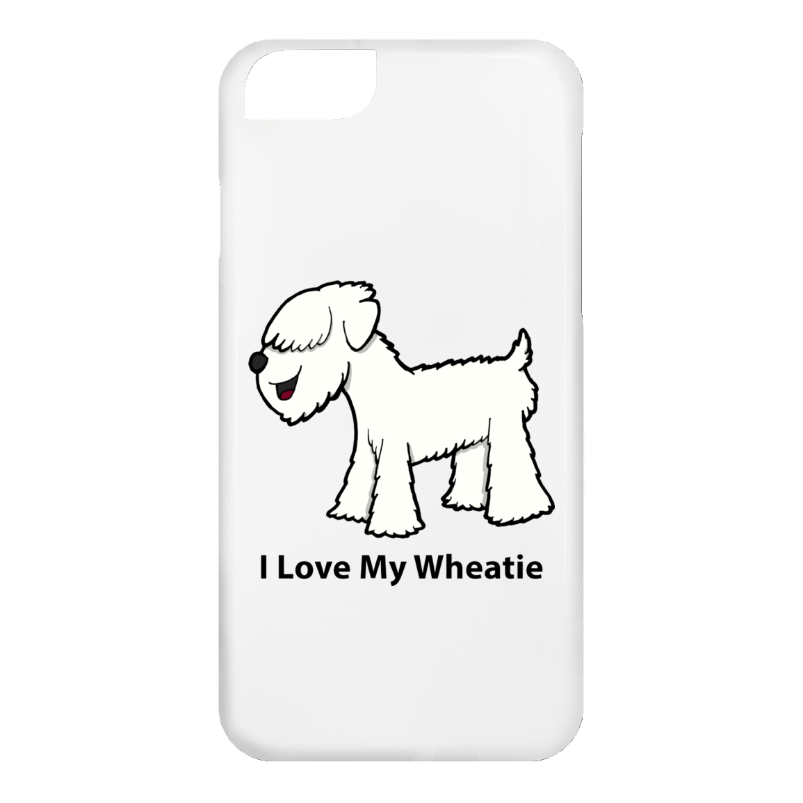 1155x1155 Wheaten Terrier Iphone 6 Case Sniff Dawg