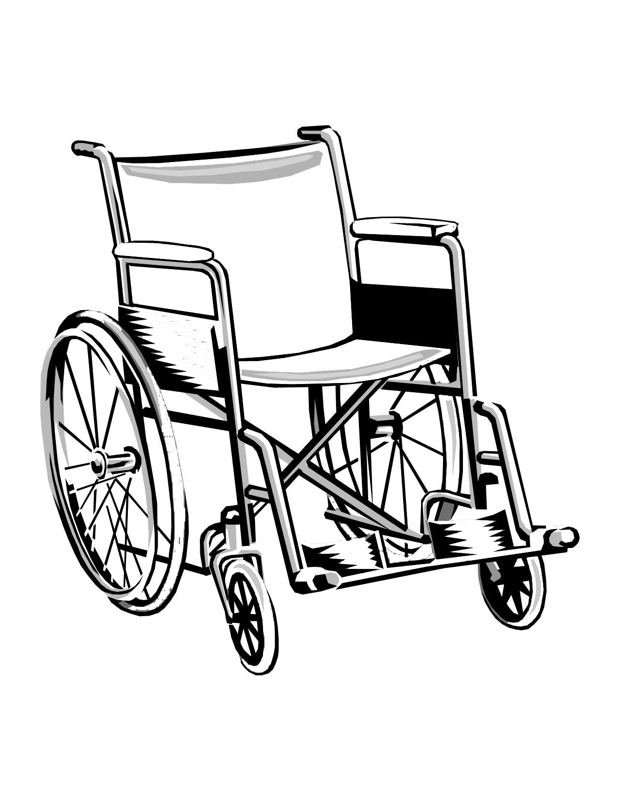 1275x1650 Drawings Of Wheelchairs Lovely Coloring Pages Man In Wheelchair