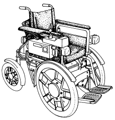 229x238 Choosing A Powered Wheelchair