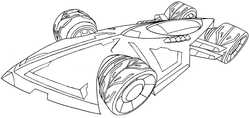 800x377 How To Draw The Saber From Hot Wheels Battle Force 5 With Easy