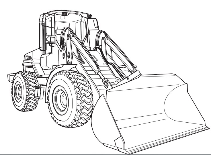 736x541 Jcb 411 416 Wheeled Loader Service Repair Manual Downl