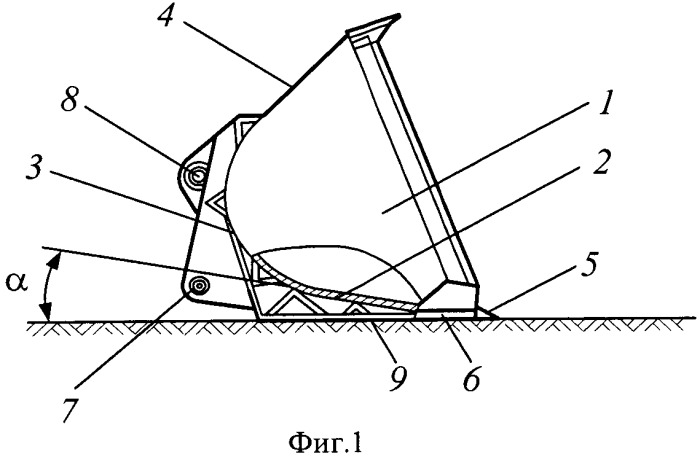 700x457 Method Of Material And Ground Scooping By Front End Loader Shovel