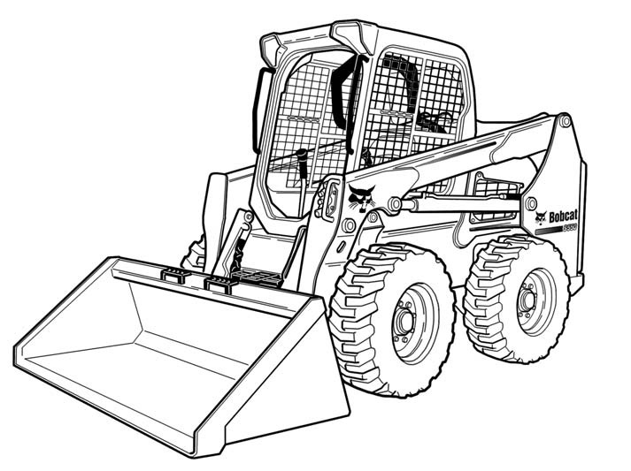 713x533 Bobcat S630 Skid Steer Loader Service Repair Manual Do