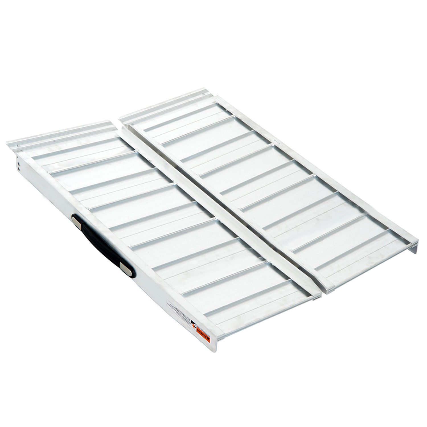 1500x1500 2' 10' Aluminum Wheelchair Ramp Loading Scooter Mobility Handicap