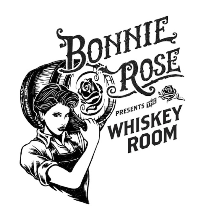 690x738 Bonnie Rose Presents The Whiskey Room