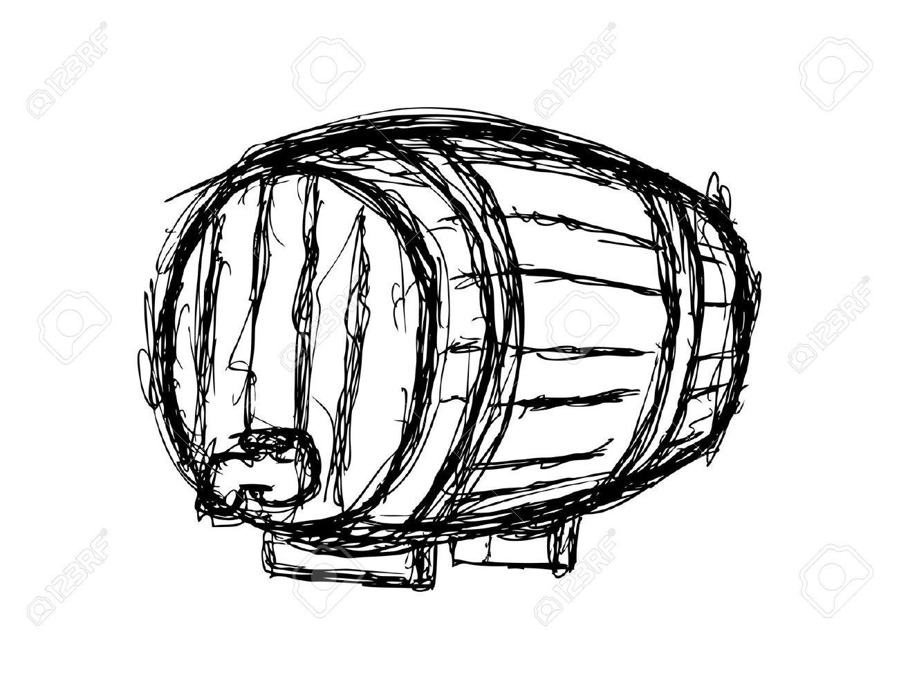 1300x1012 Whiskey Barrel Stock Photos Images, Royalty Free Whiskey Barrel