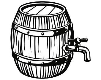 340x270 Wine Barrel Beer Tap Etsy