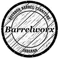 200x200 Bourbon Whiskey Barrel Cigar Ashtray Handmade