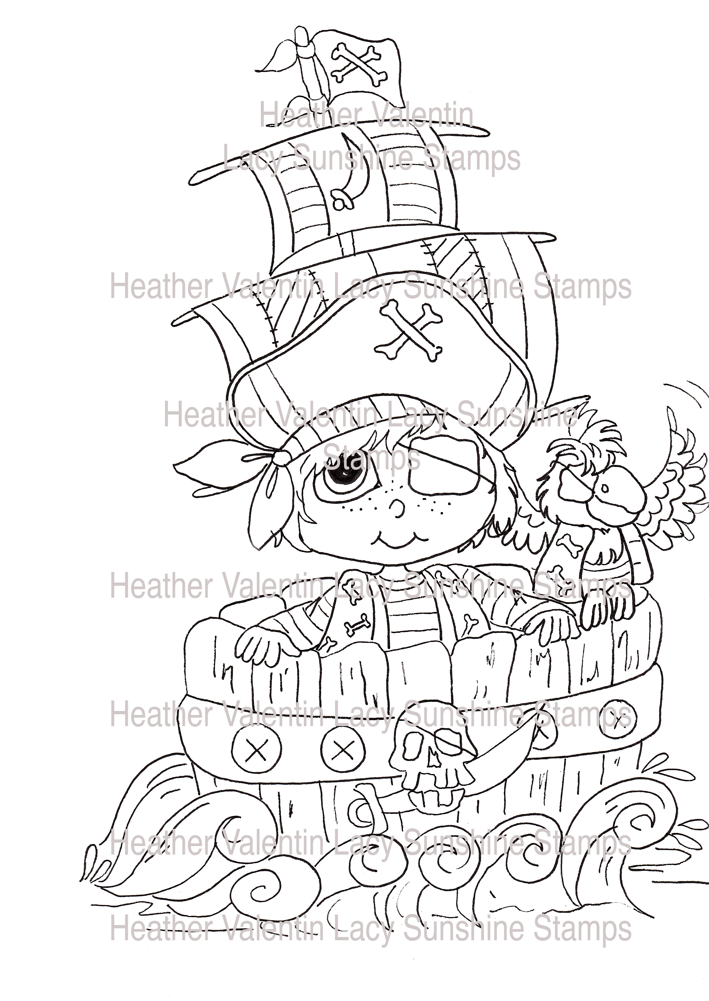 Whiskey Drawing At Free For Personal Use Still Diagram 2484x3507 Wilkes The Pirate And Parrot
