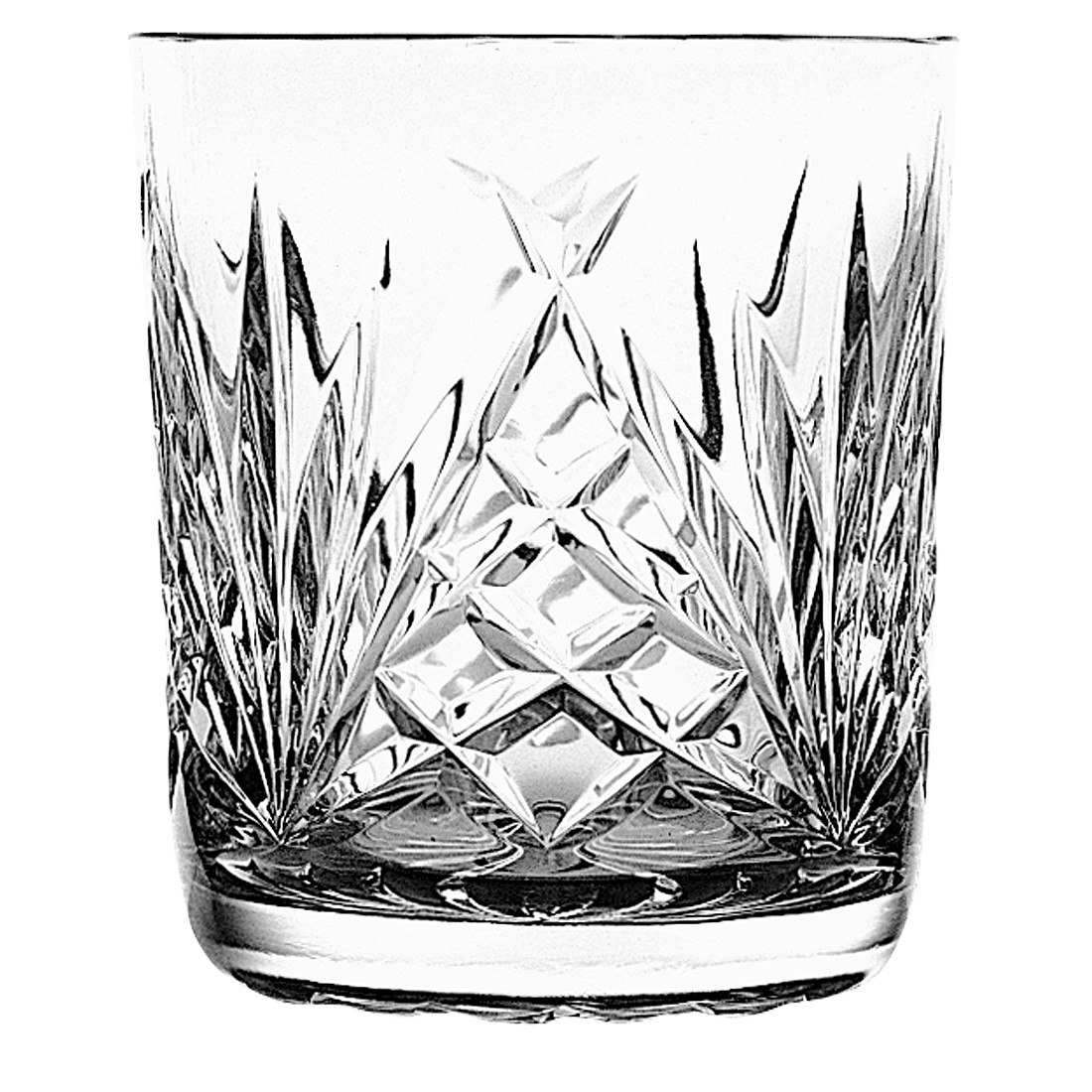 Whiskey Glass Drawing