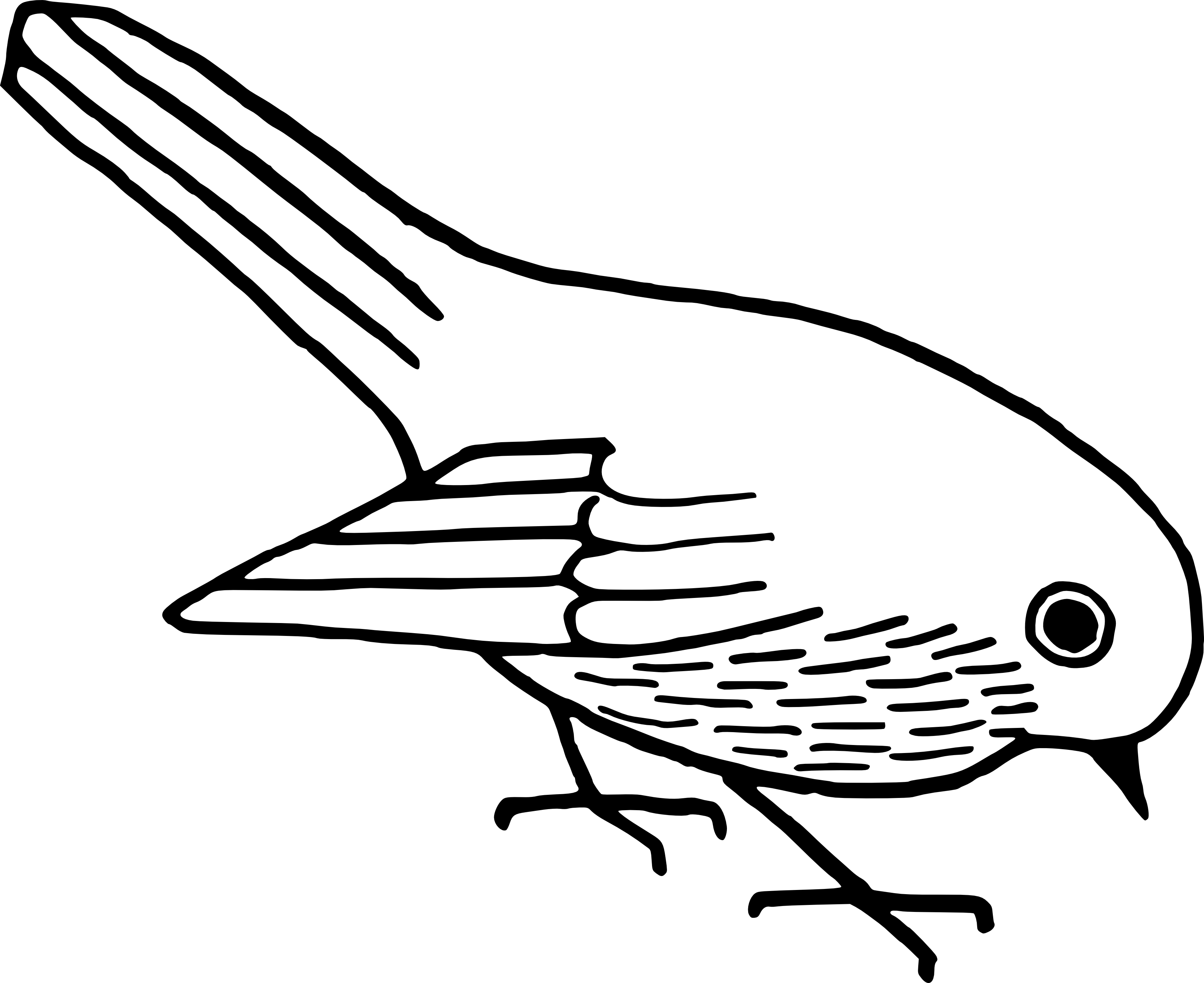 White Bird Drawing At GetDrawings