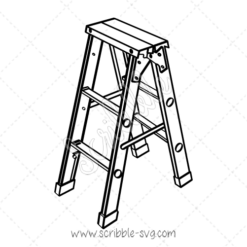 501x501 A Ladder Image For Whiteboard Animation That's Compatible