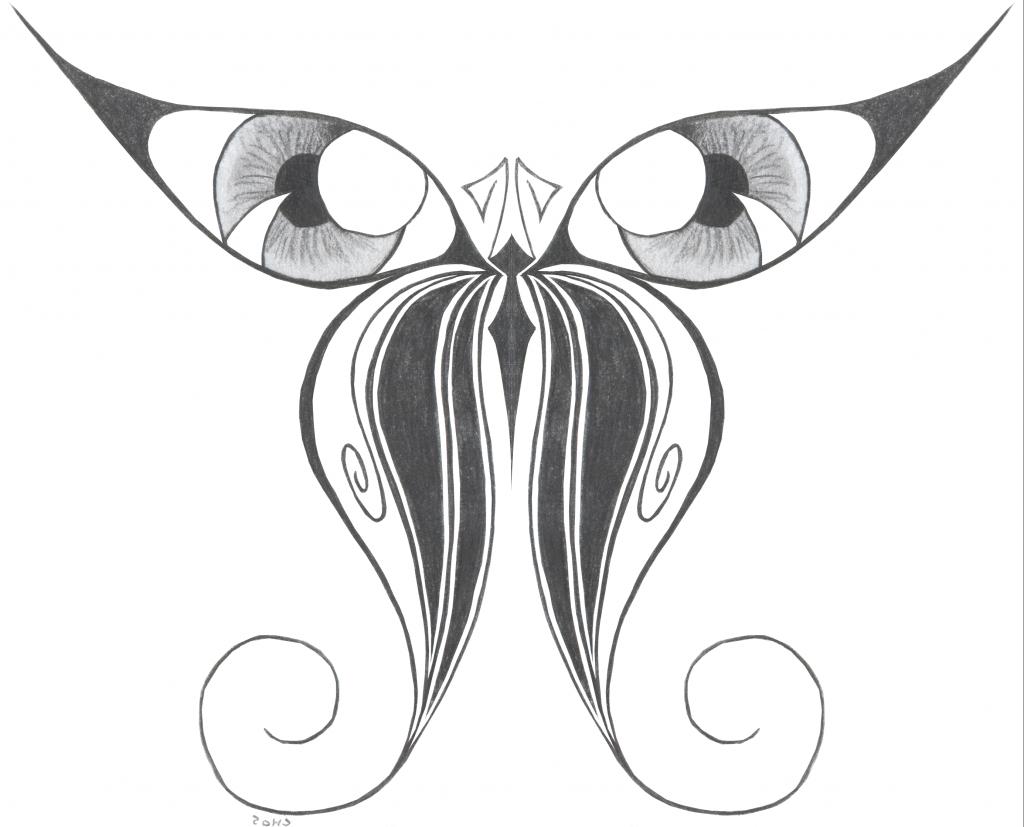 1024x827 Butterfly Drawings Easy Cool Drawings Of Butterflies Easy