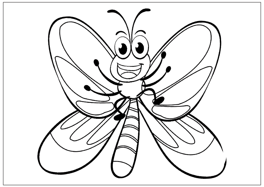 842x595 Butterfly Black And White Butterfly Eyes Clipart Black And White
