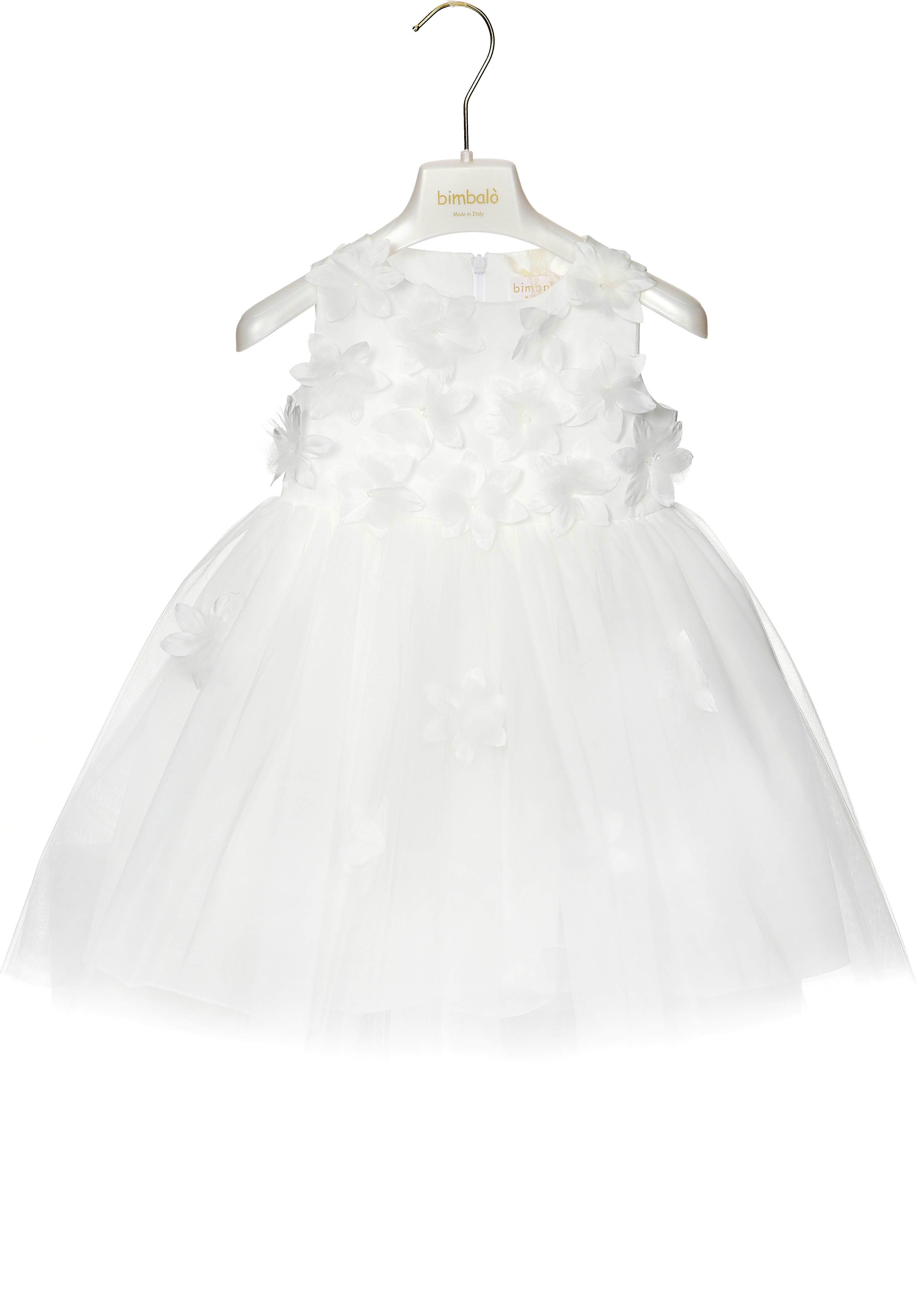 3129x4380 Bimbalo Festive White Dress Baby Bella Boutique