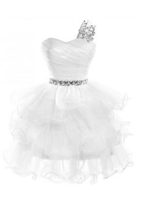 290x435 Buy Cheap Short White Cocktail Dresses Online