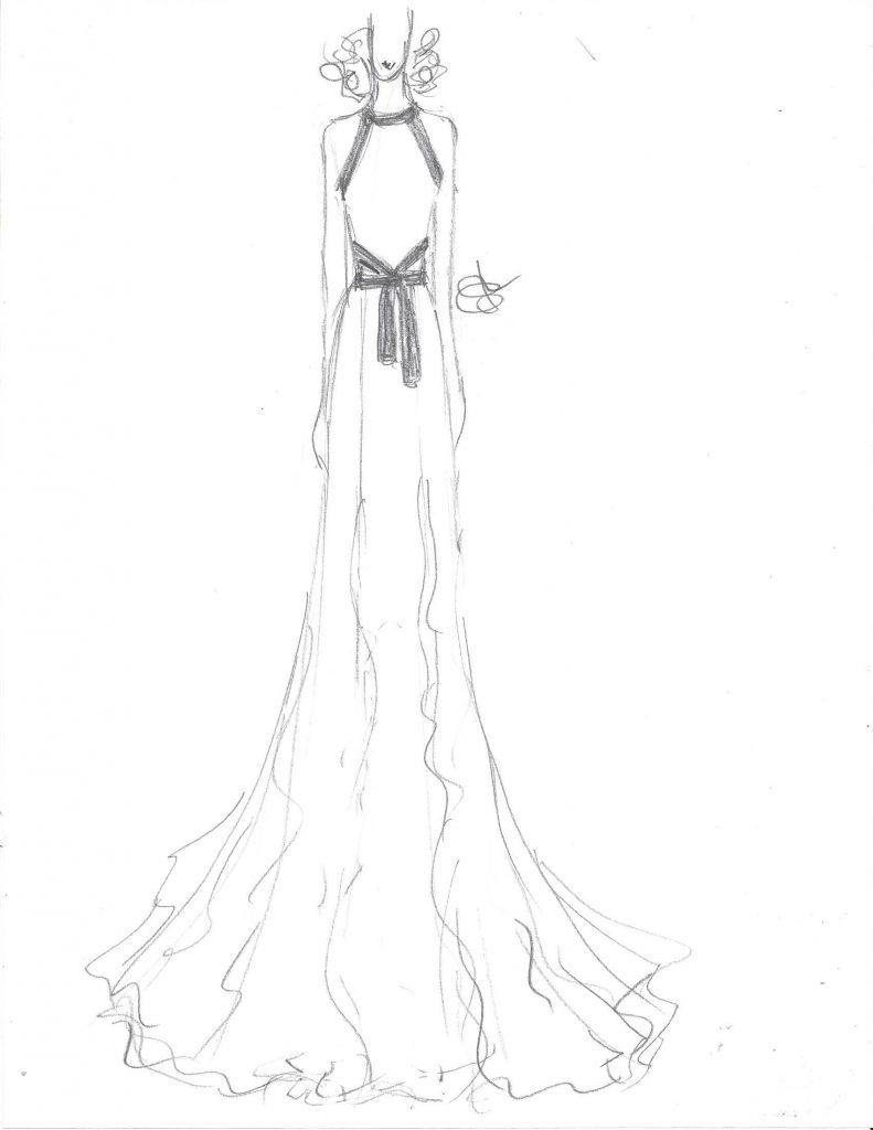 791x1024 Bachelorette Dress Designer Randi Rahm On Designing For Rachel