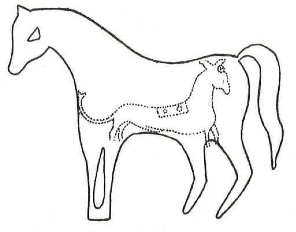 1025x803 Westbury White Horse White Horses Of Wiltshire Familiar