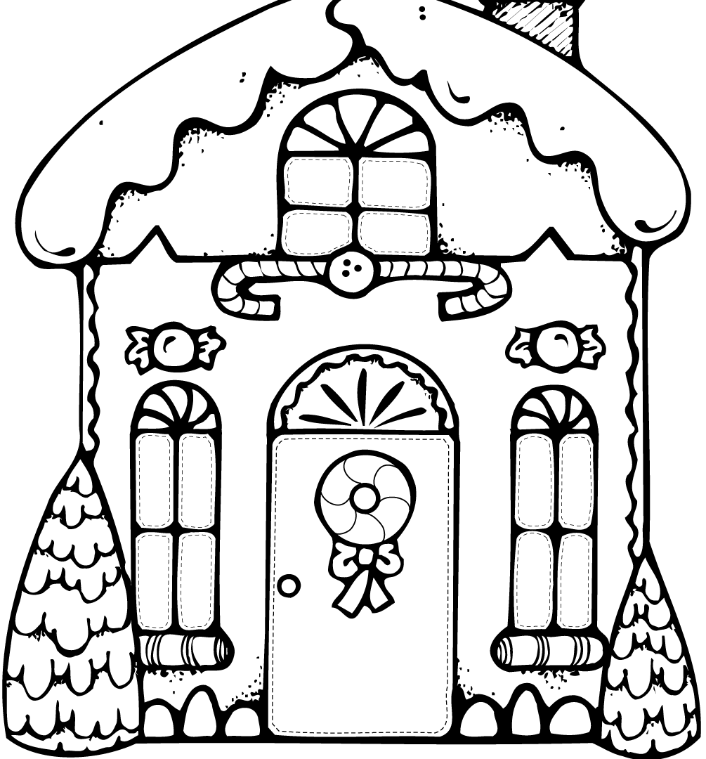 1005x1080 Haunted House Coloring Page Free Printable Drawing Pages Adult