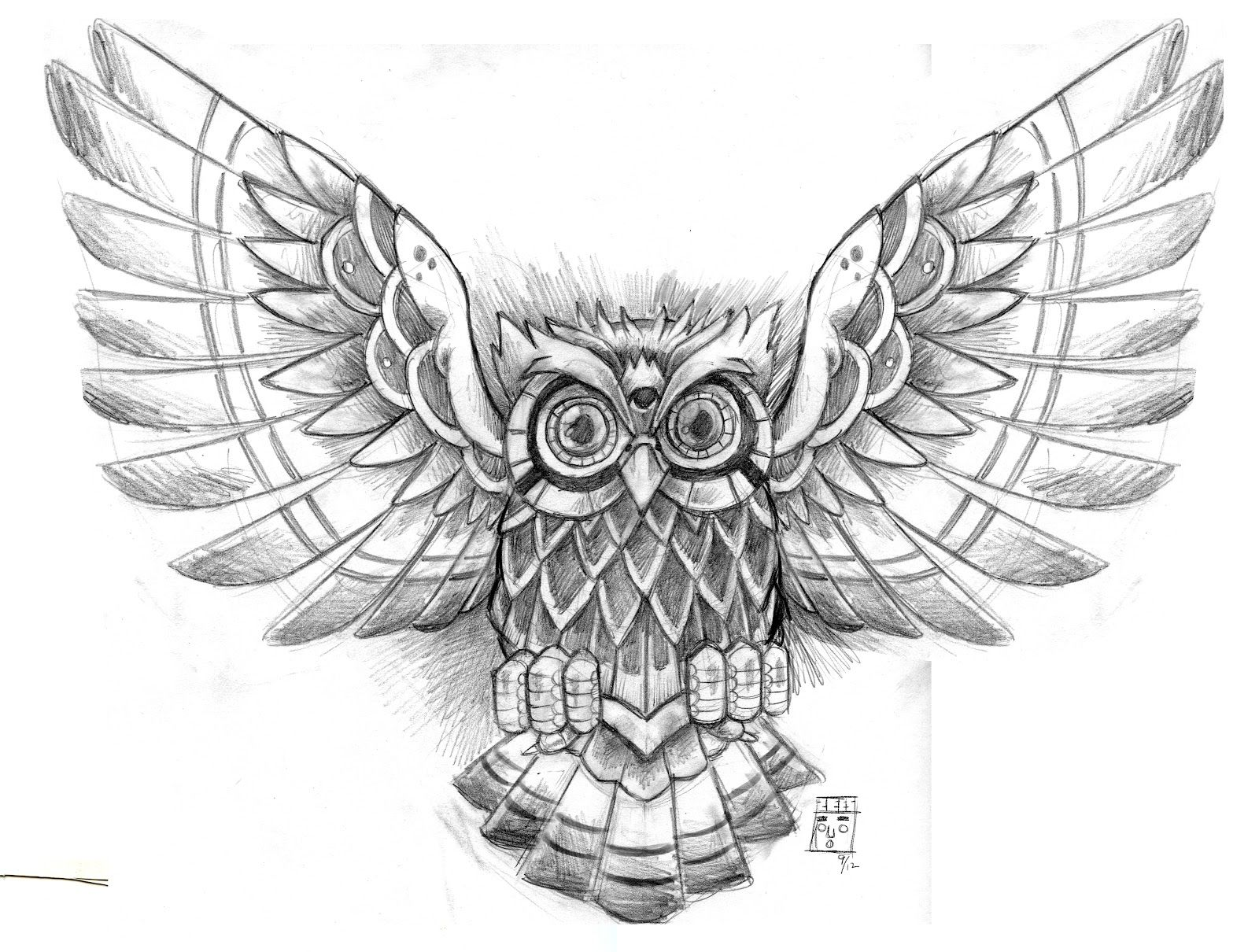 1600x1210 Owl Tattoo Designs Owl Tattoo Design, Tattoo Designs And Owl