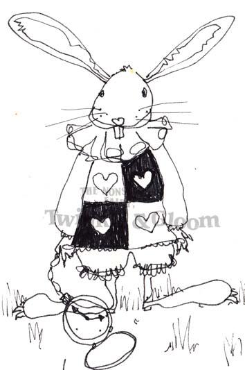 354x533 Alice In Wonderland Drawings.