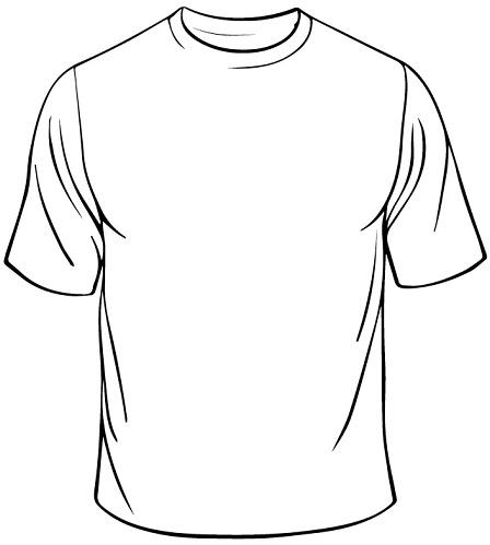 448x499 T Shirt Amazing Drawing Drawing Skill