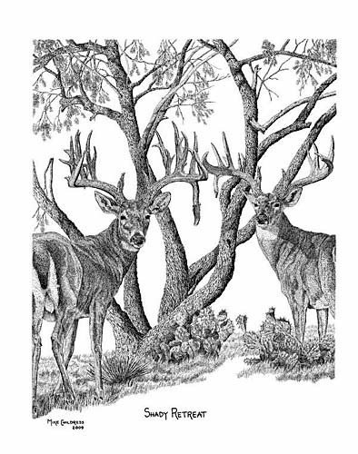 394x500 Mike Childress Art Pen And Ink Drawings