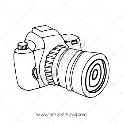 401x401 A Dslr Camera Image For Whiteboard Animation Thats Compatible