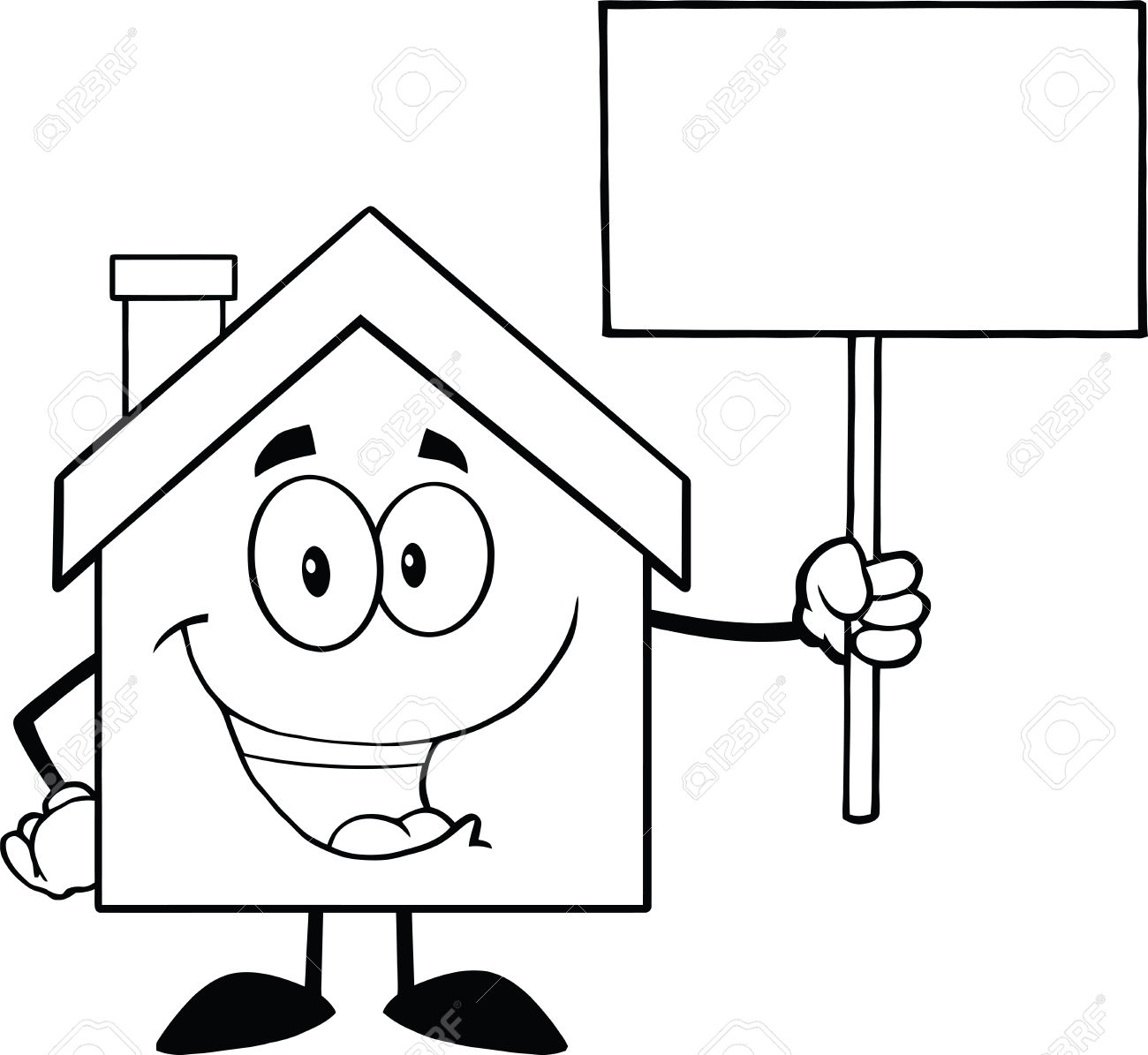 1300x1195 Cartoon Drawing Of The White House Black And White House Cartoon