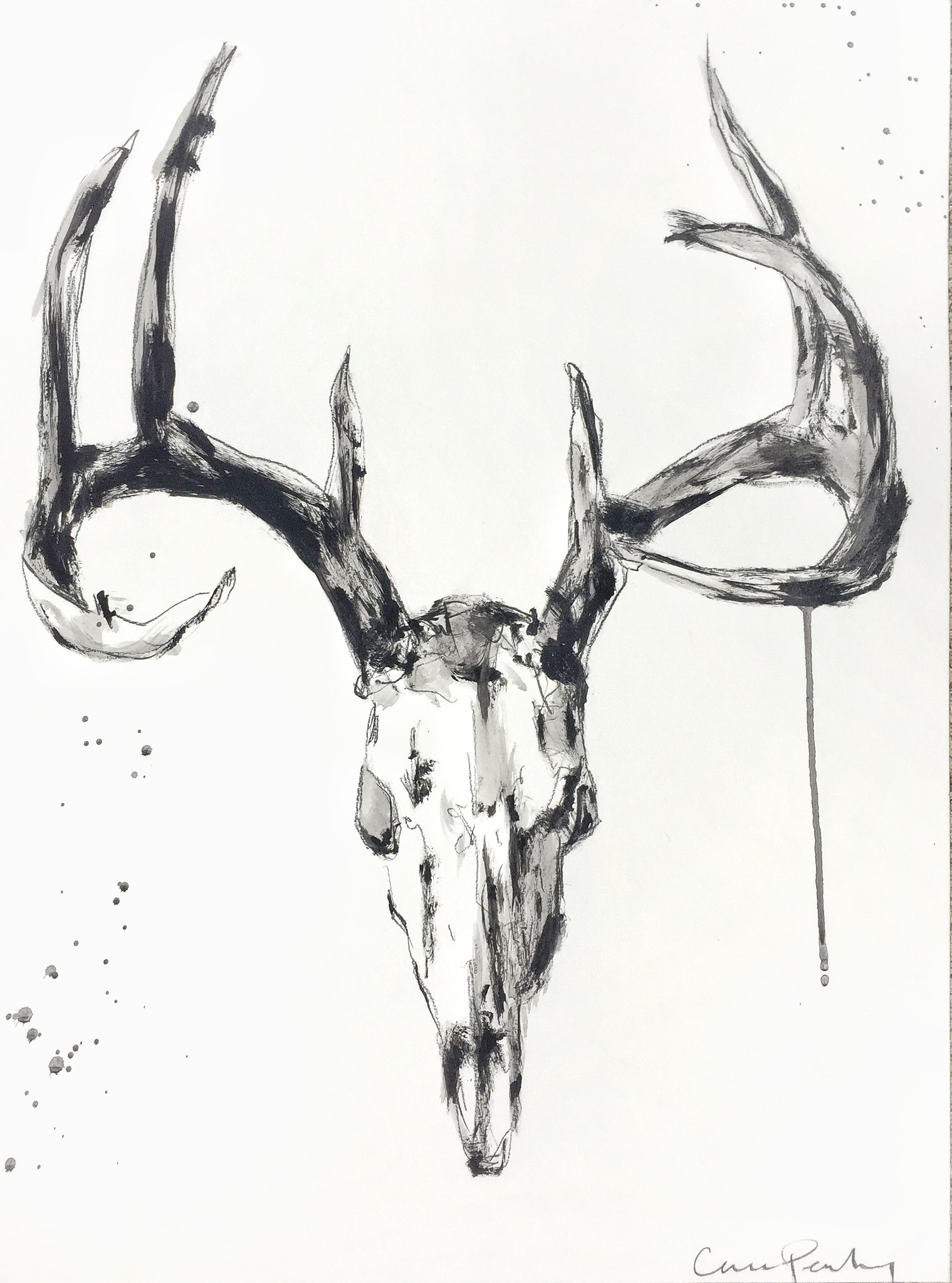 1519x2048 Deer Skull. Tattoo Idea. Tattoos Deer Skull