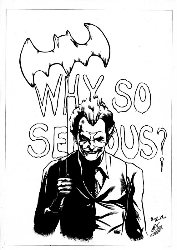 566x800 Why So Serious By Jean Ark