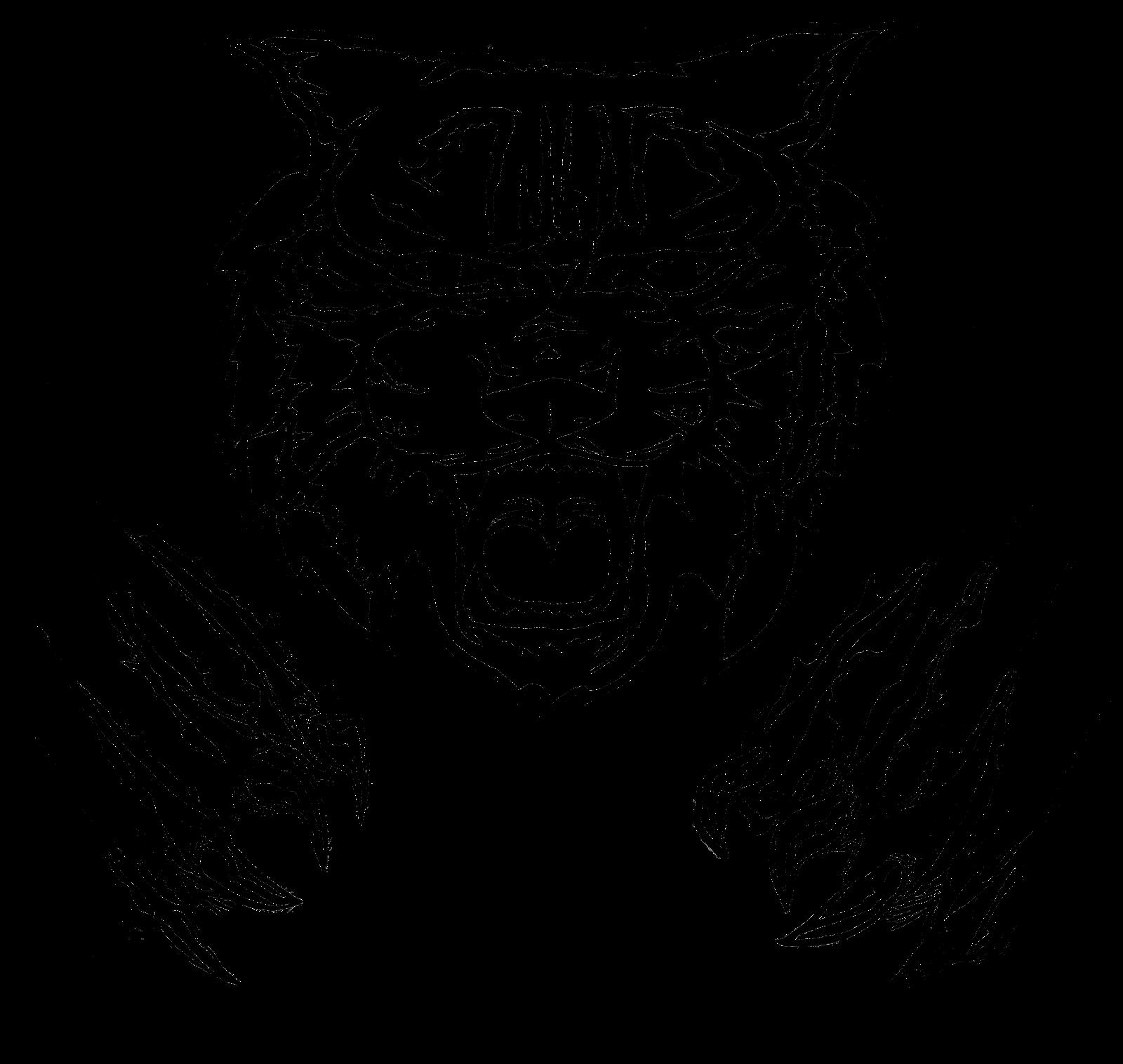 1600x1516 Sketch Monster Wildcat Shirt Design!