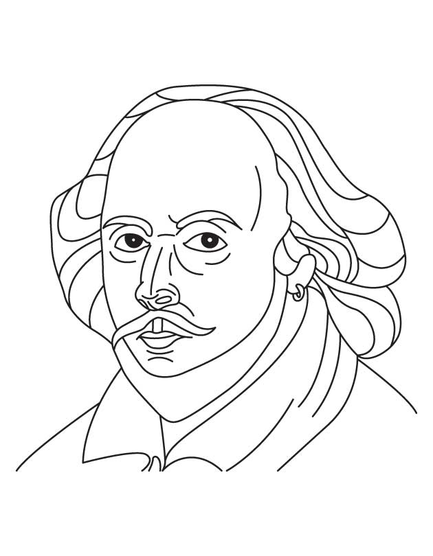 William Penn Coloring Page - Worksheet & Coloring Pages