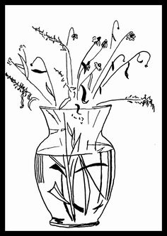 236x332 Wilted Daffodils, Journal Sketch My Art Journal