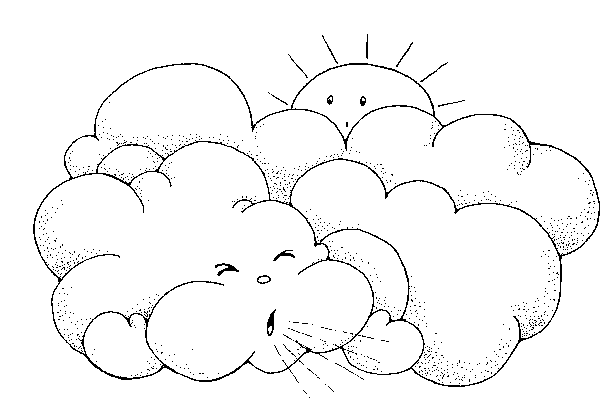 2471x1704 Free Clipart Wind Blowing