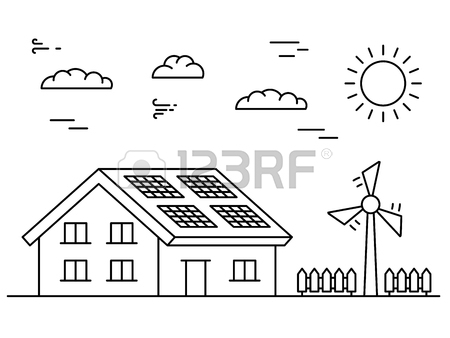 450x338 Ecology Power Concept. New Energy Type. Alternative Energy