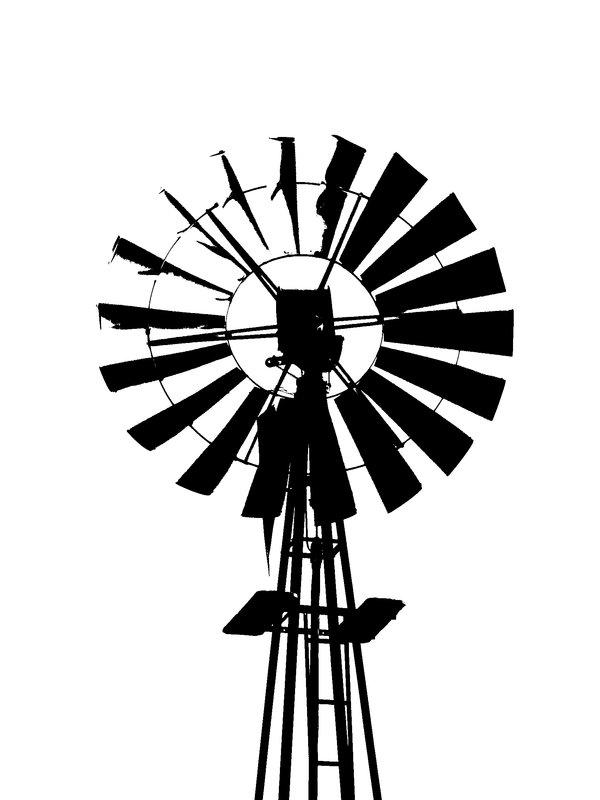 600x800 Windmill By Corazondedios